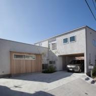 龍田の家 I House