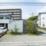 大津の家 M House