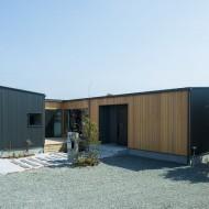 菊陽町 T House